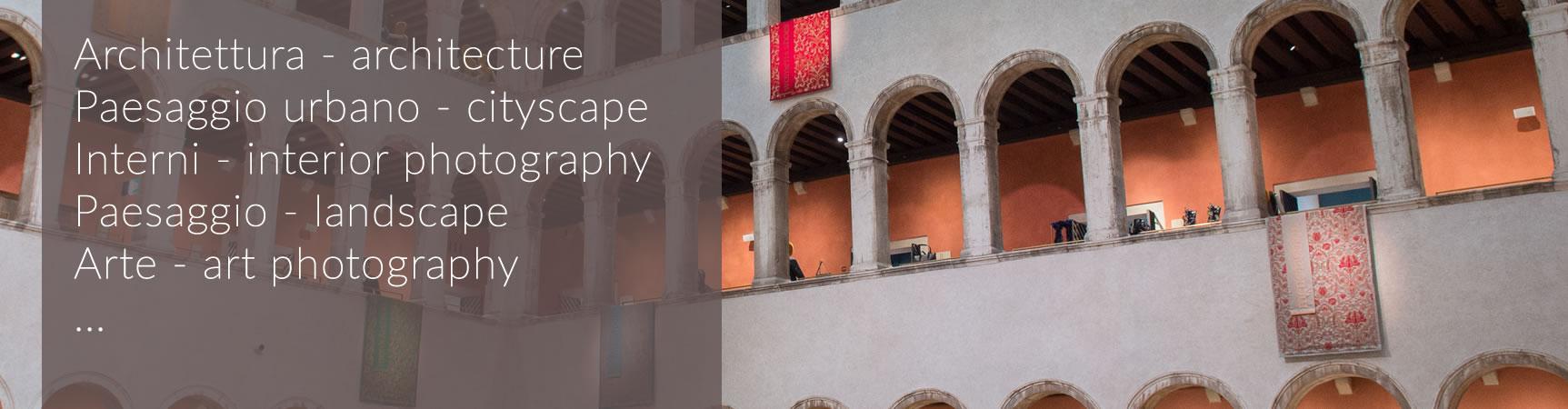2017: Anno dedicato alla foto di Architettura