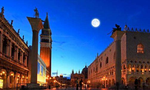 05.08 notte bianca (in bianco) a Venezia