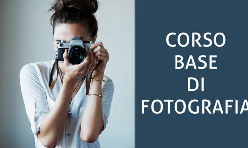 Corso di fotografia 2021: Informazioni