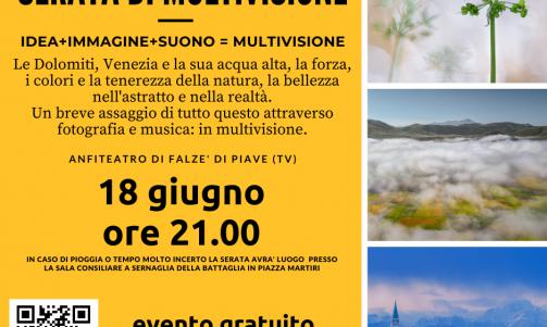 18.06.21: serata di Multivisione